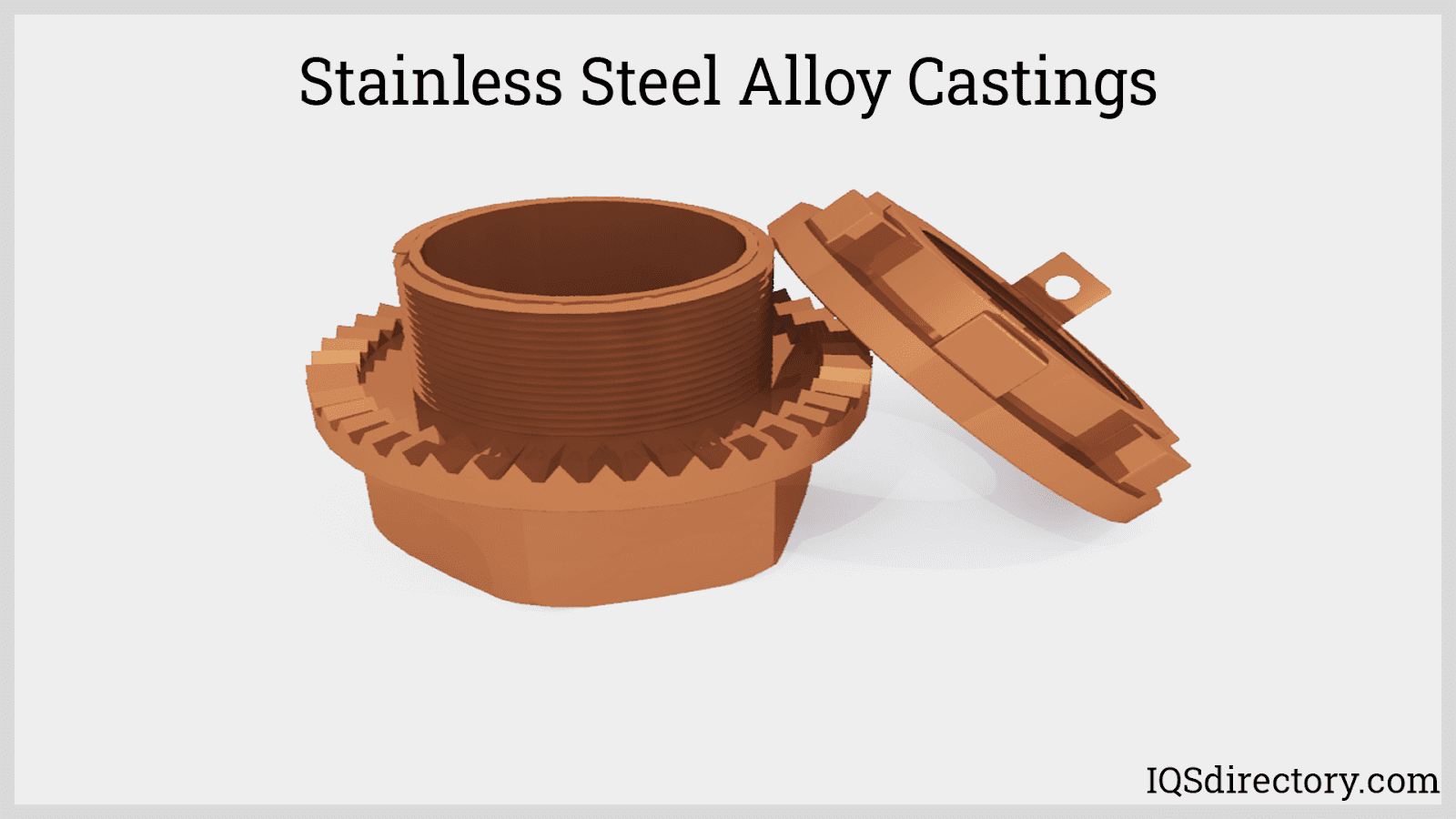 Stainless Steel Alloy Castings