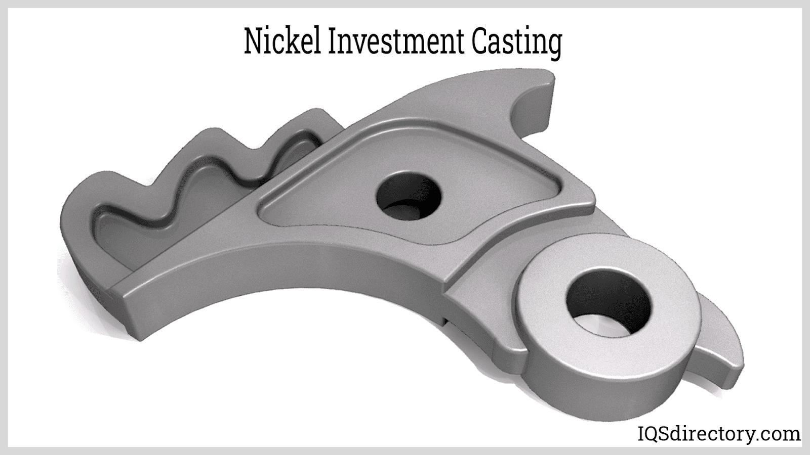 Nickel Investment Casting