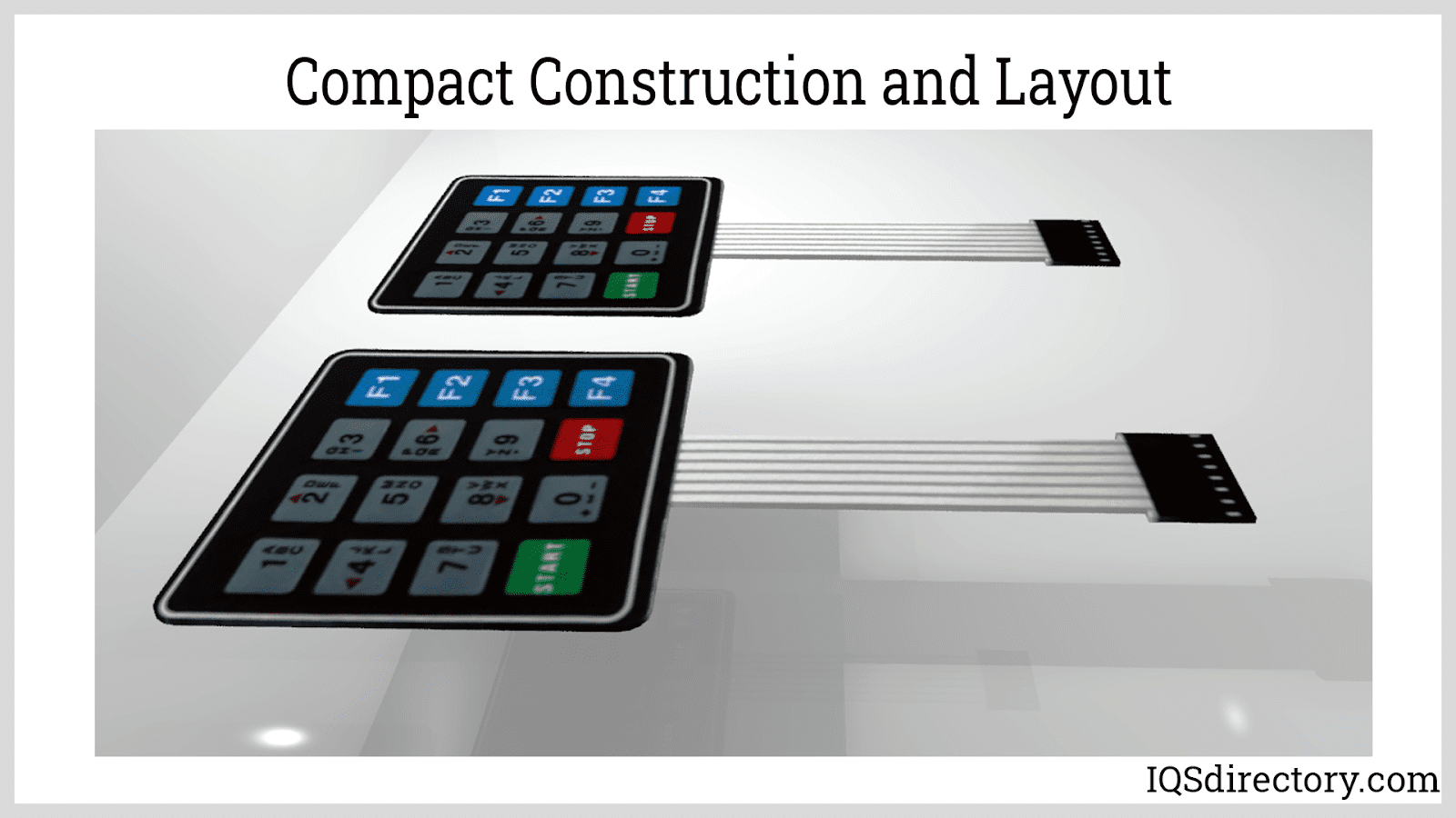 Compact Construction and Layout