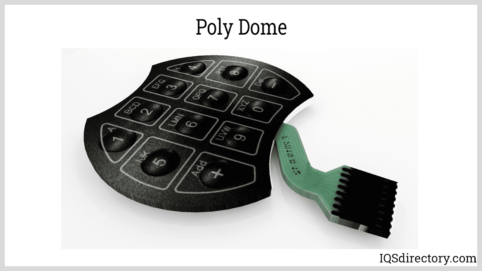 Poly Dome