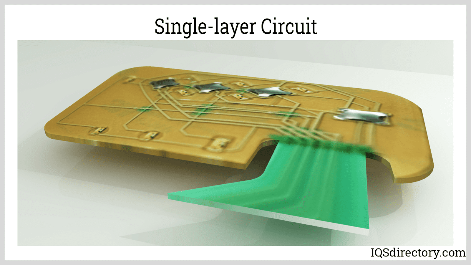 Single-layer Circuit