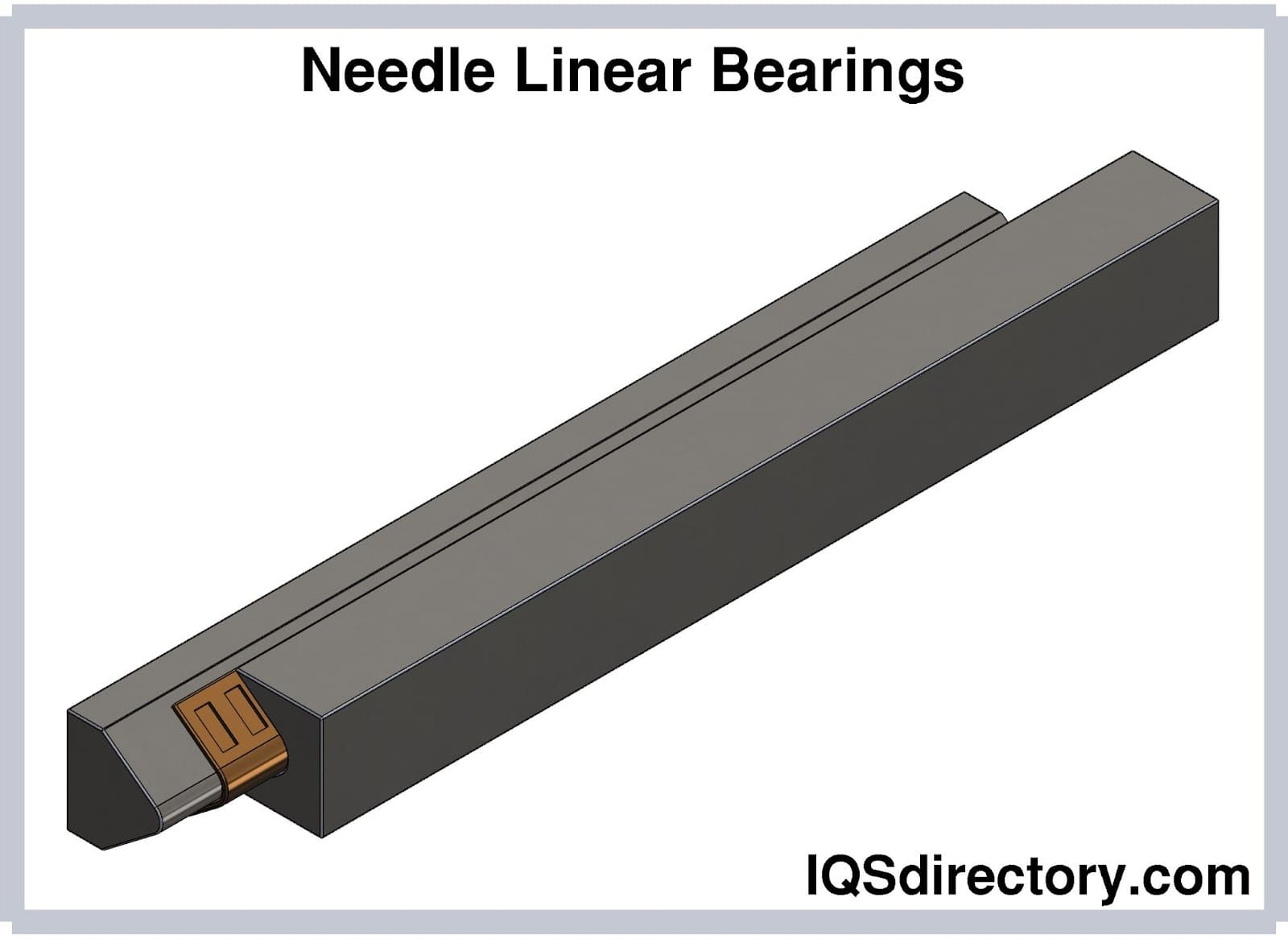 Needle Linear Bearings