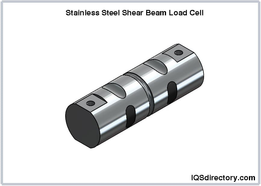 Stainless Steel Shear Beam Load Cell