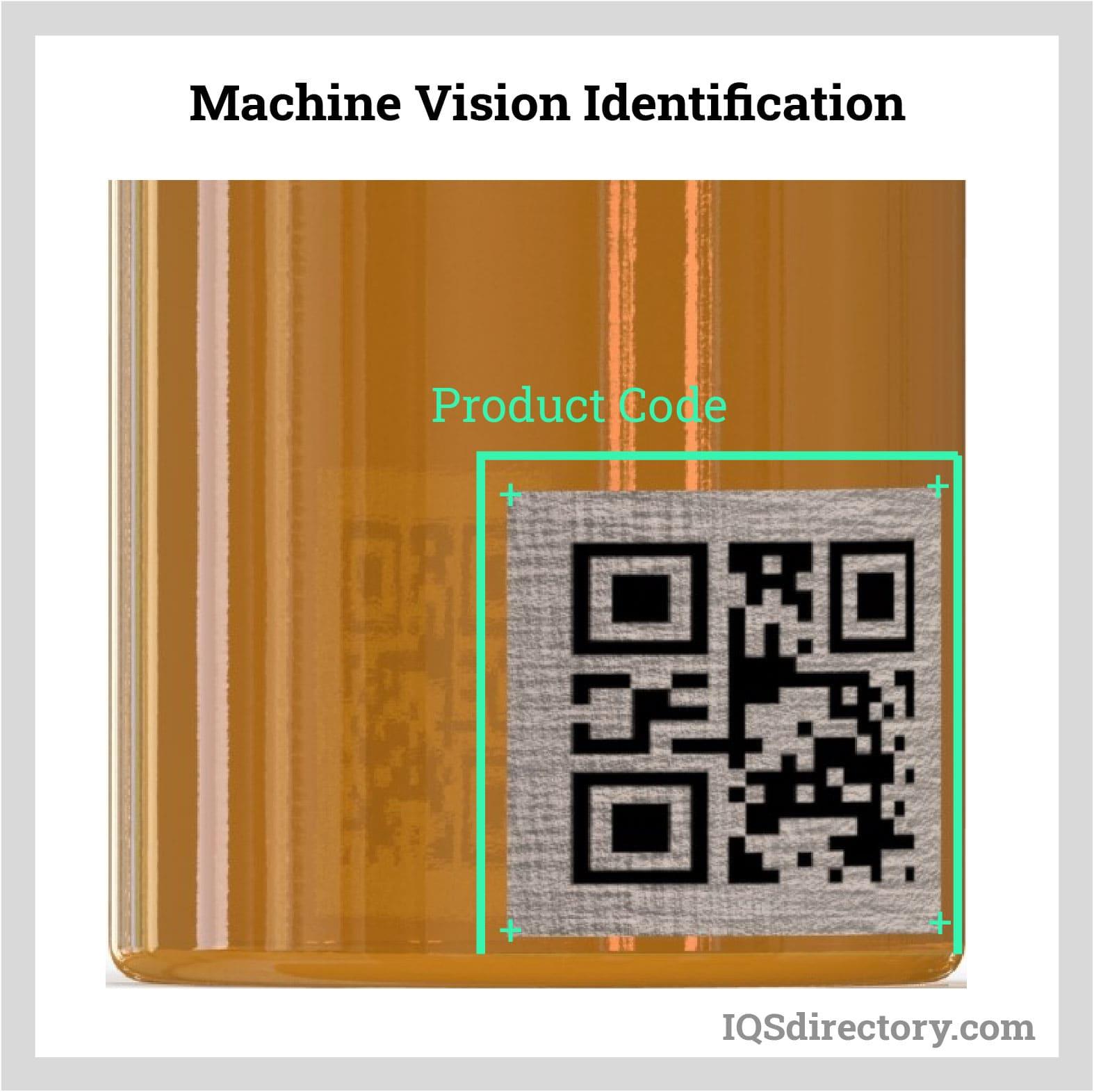 Machine Vision Identification
