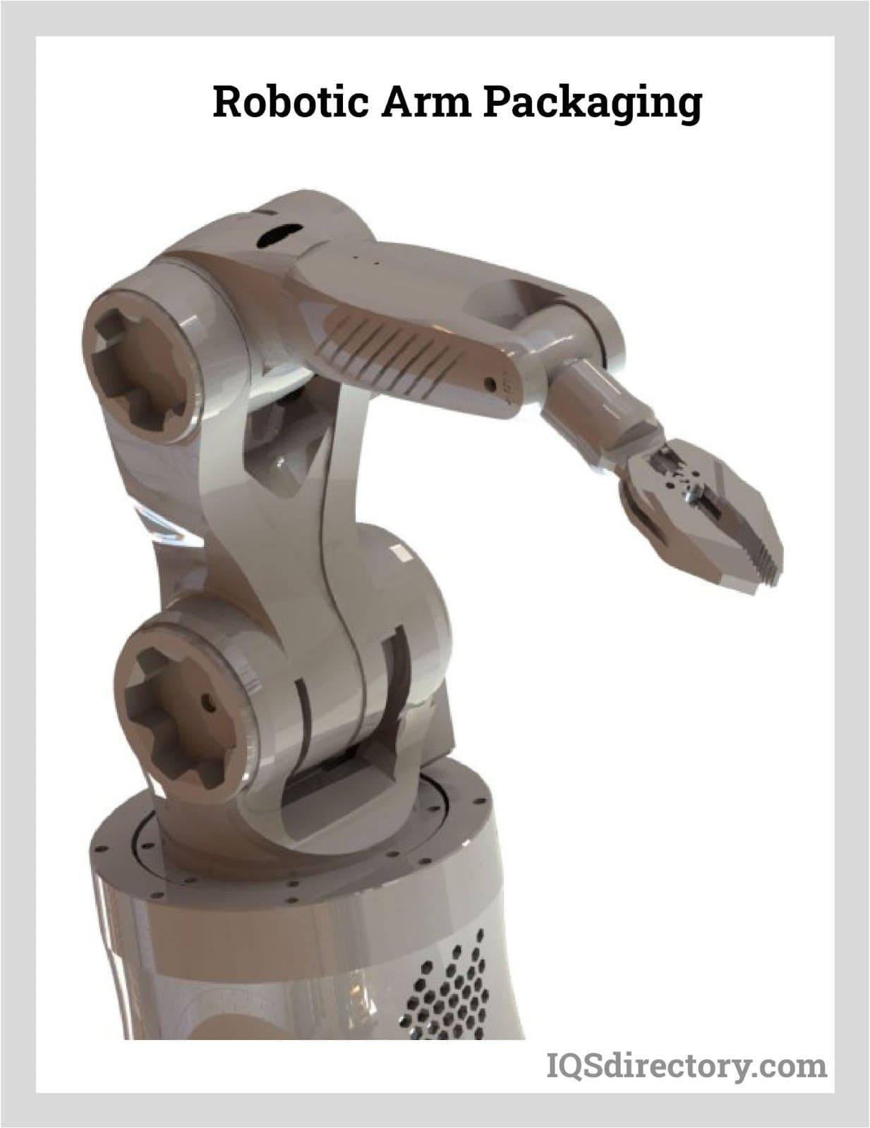 Robotic Arm Packaging