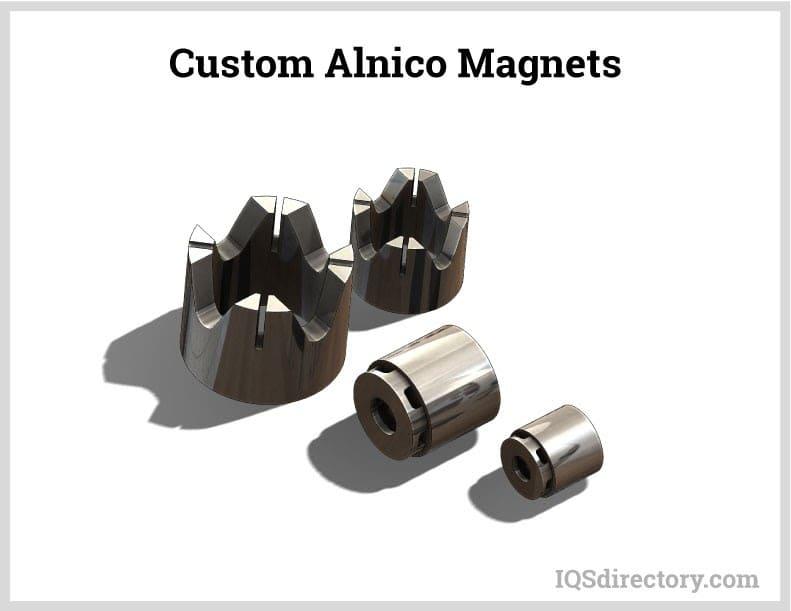 Custom Alnico Magnets
