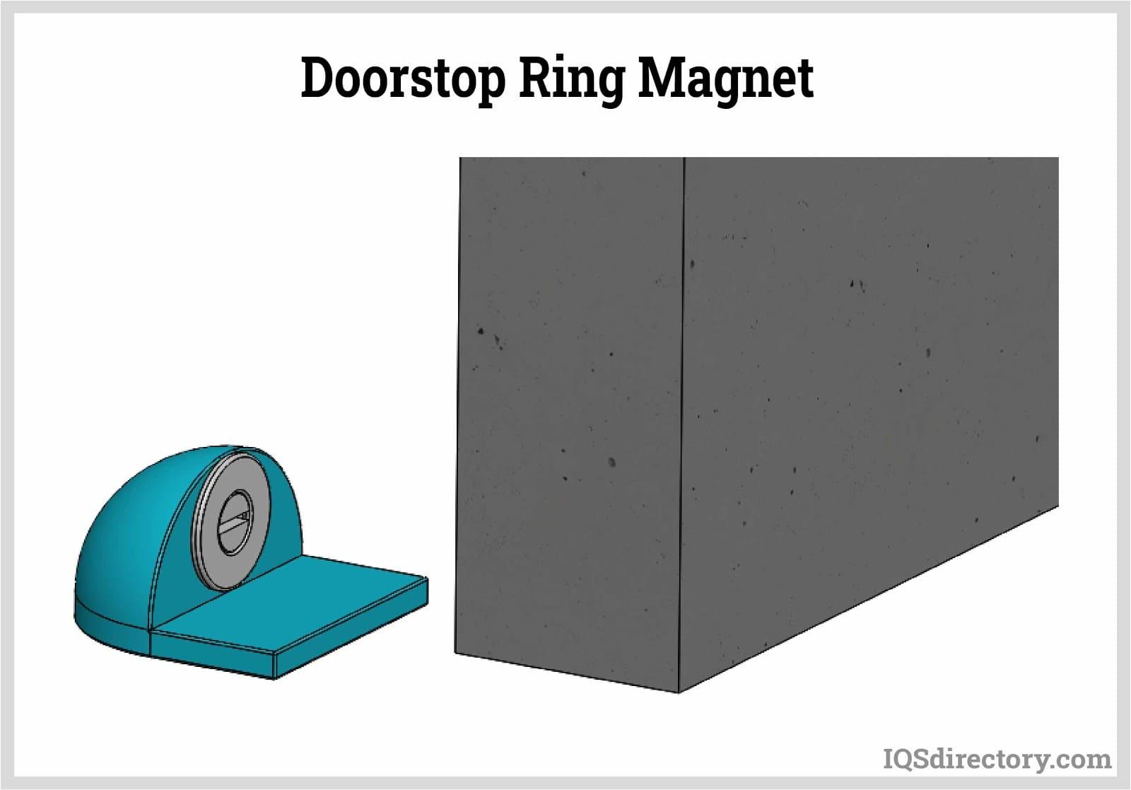 Doorstop Ring Magnet