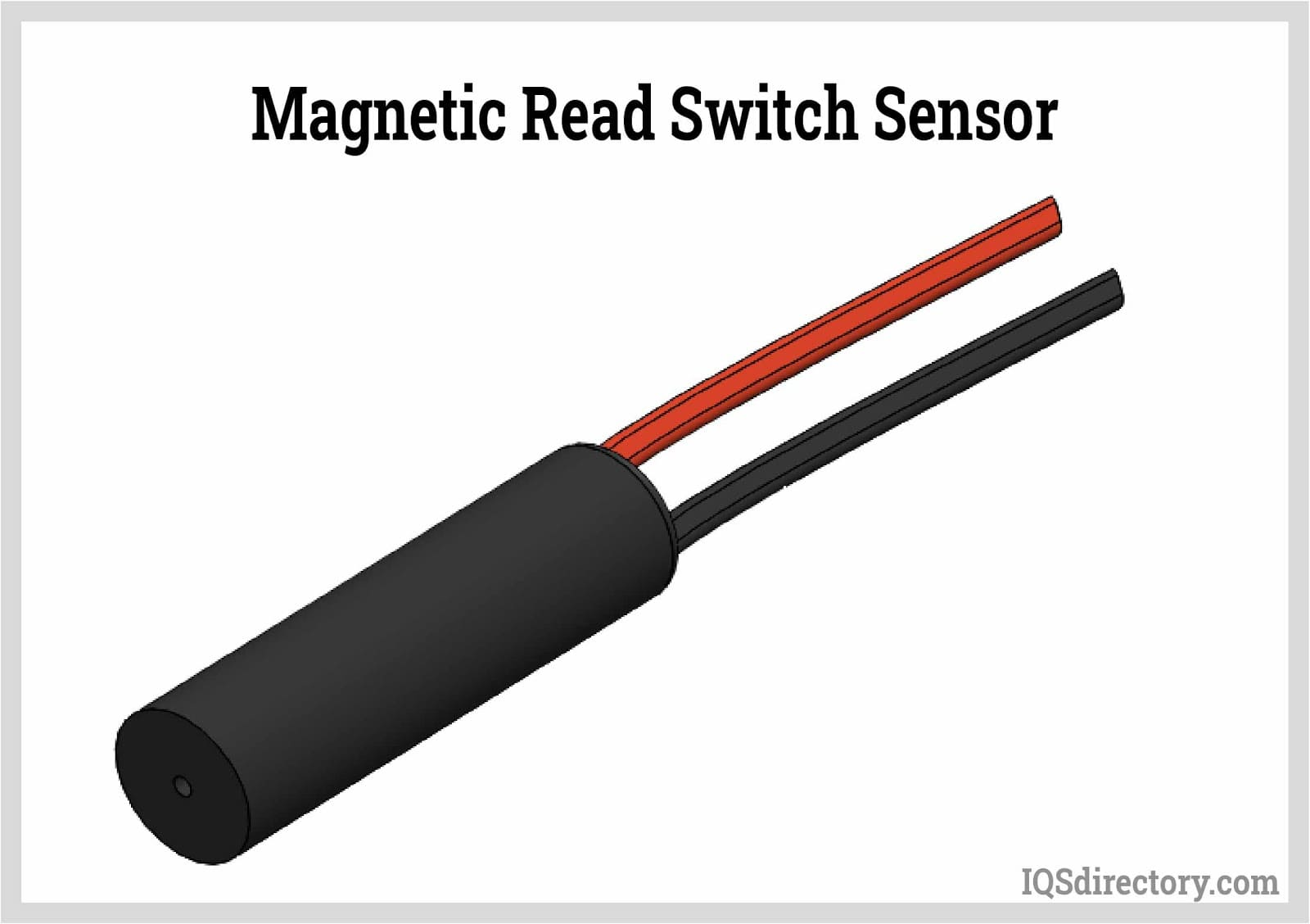 Magnetic Reed Switch Sensor