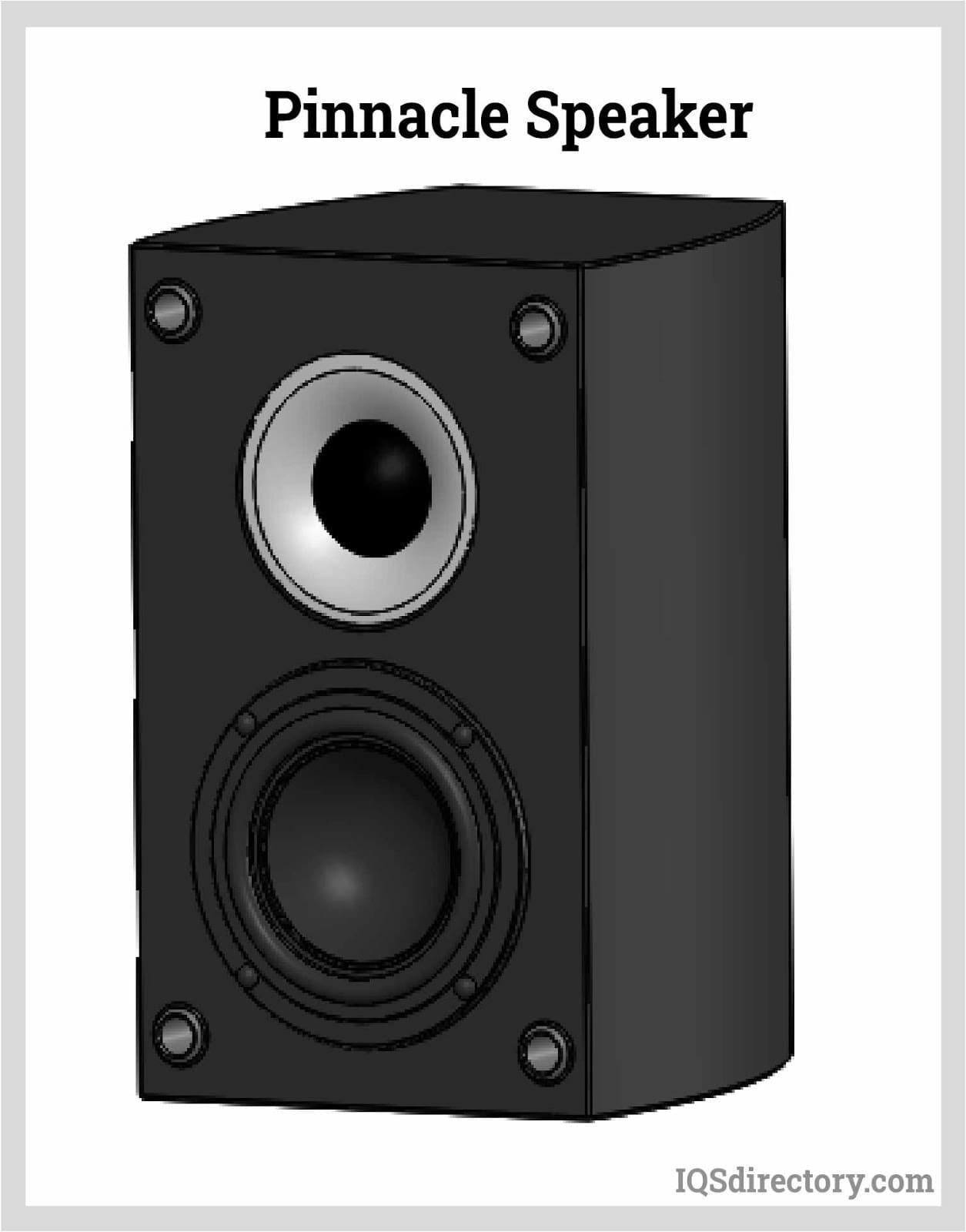 Pinnacle Speaker