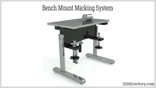 Bench Mount Marking System