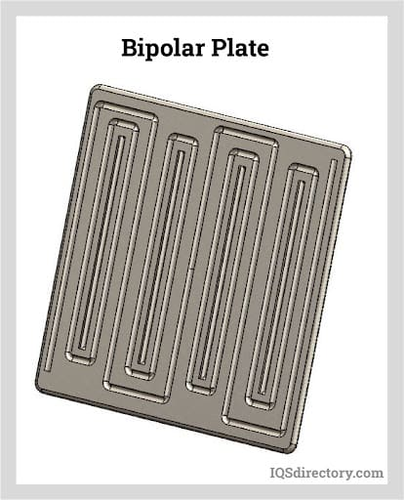 Bipolar Plate