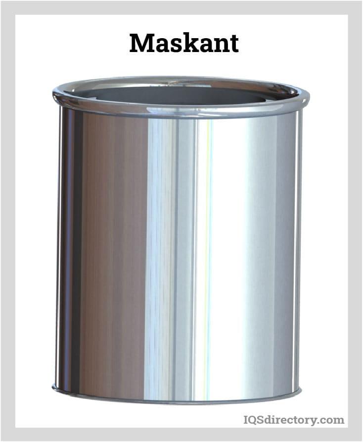 Maskant