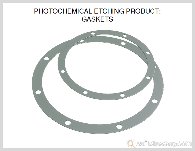 Photochemically Etched Gaskets