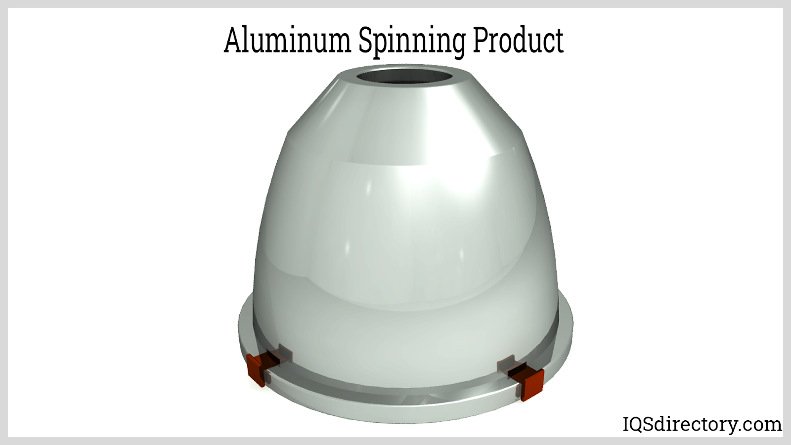 Aluminum Spinning Product