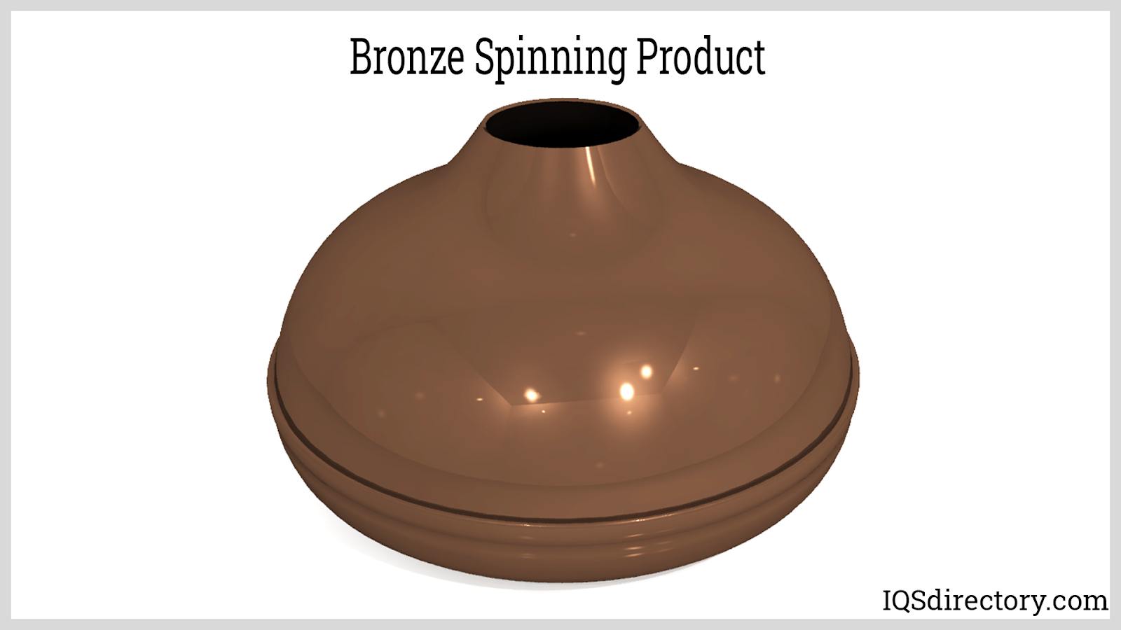 Bronze Spinning Product