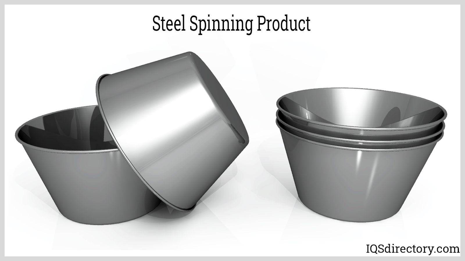 Steel Spinning Product