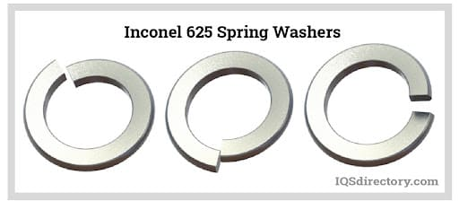 Inconel 625 Spring Washers