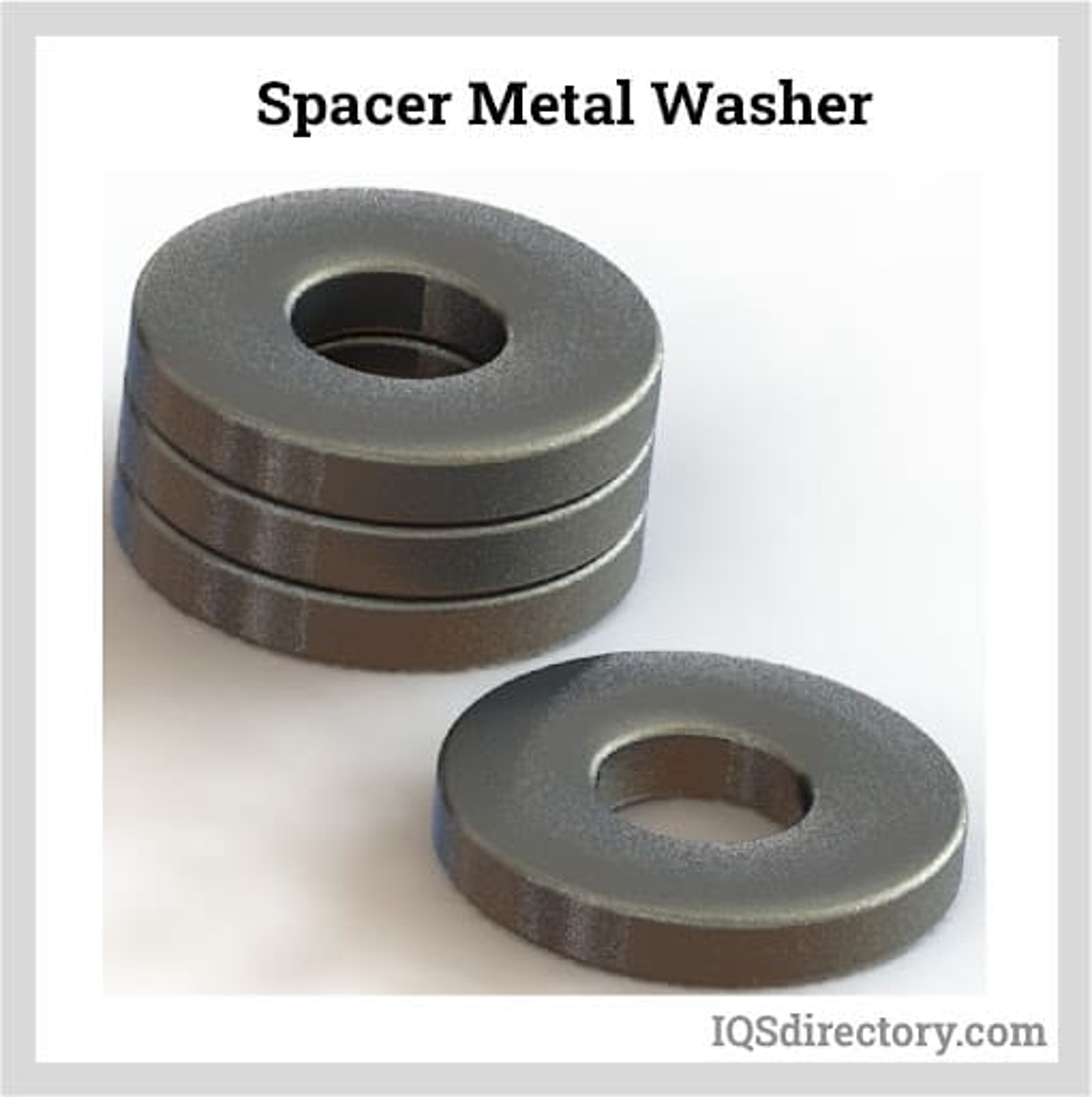 Spacer Metal Washer