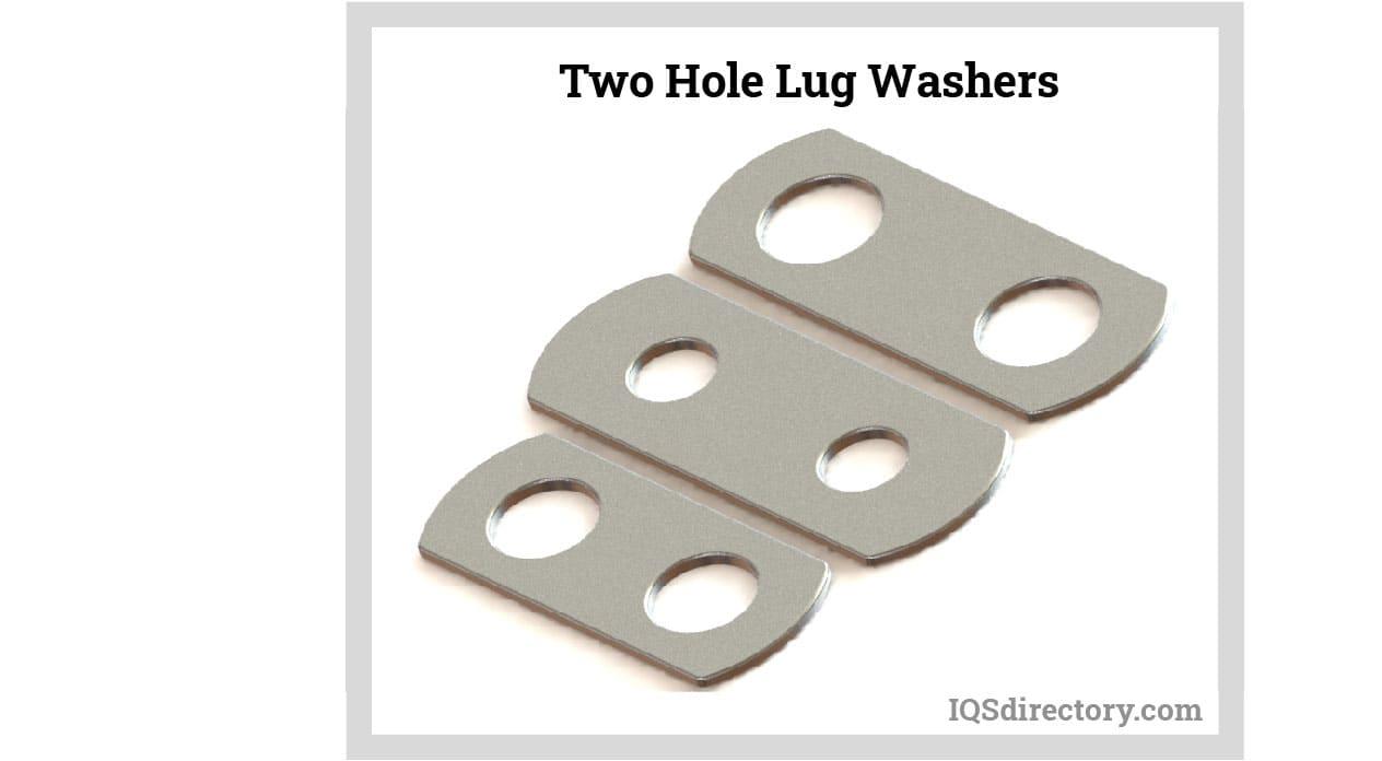 Two Hole Lug Washers