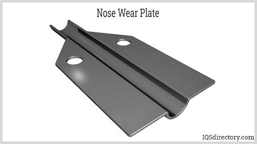 Nose Wear Plate