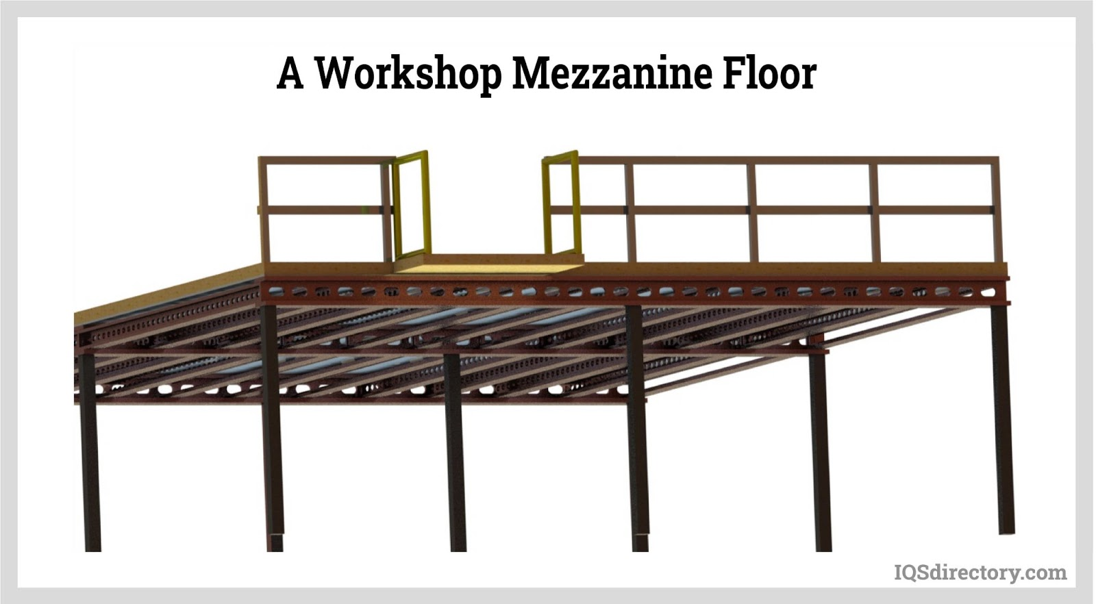 A Workshop Mezzanine Floor