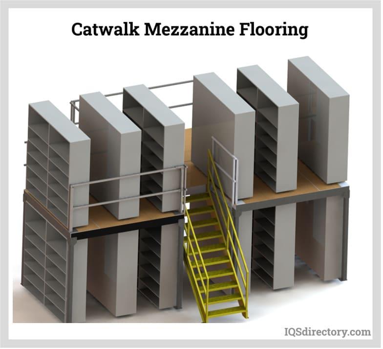 Catwalk Mezzanine Flooring