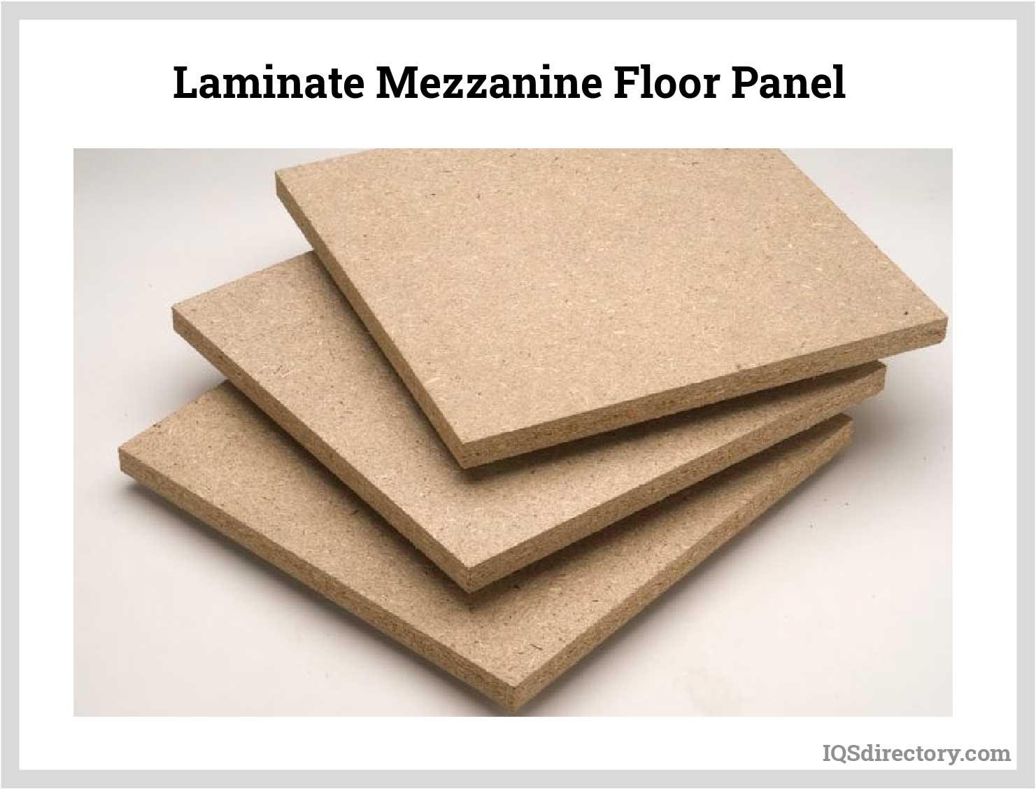 Laminate Mezzanine Floor Panel