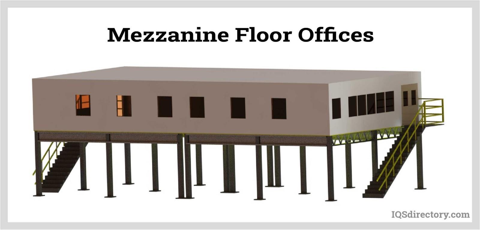 Mezzanine Floor Offices