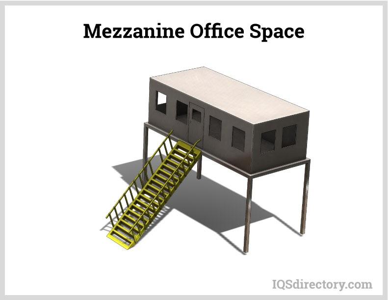 Mezzanine Office Space