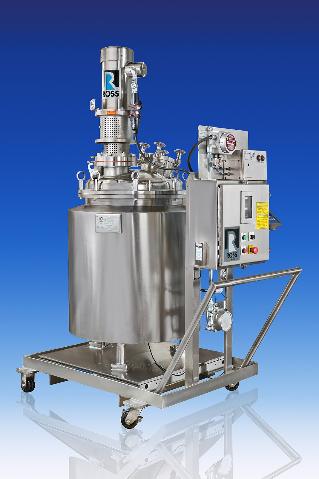 Batch High Shear Mixer