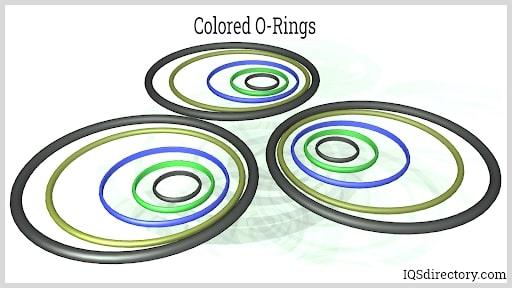 Colored O-Rings