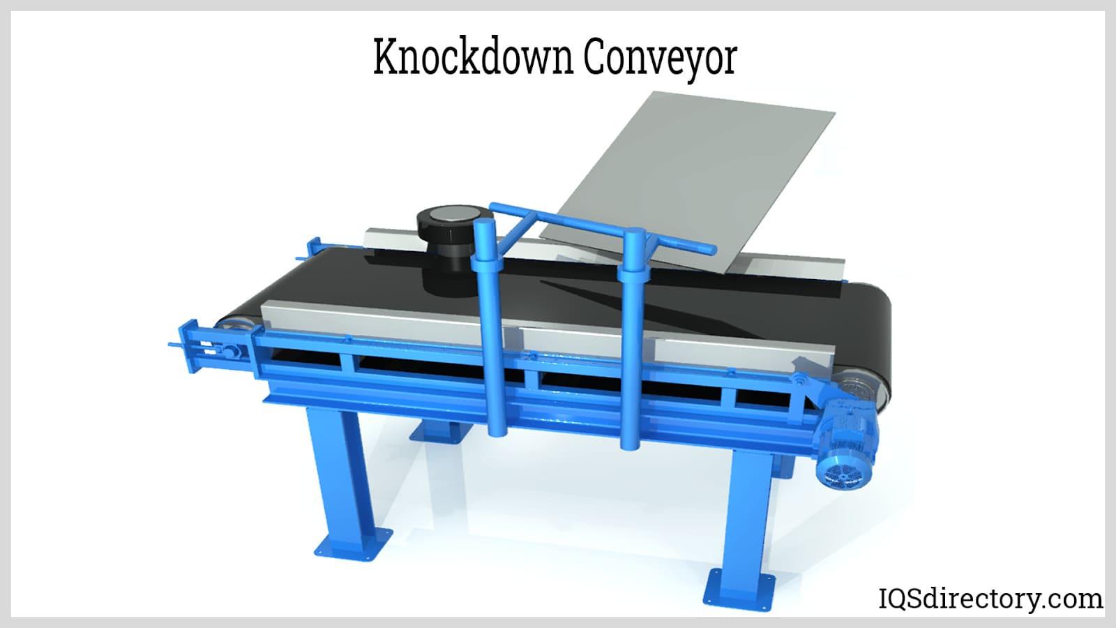 Knockdown Conveyor
