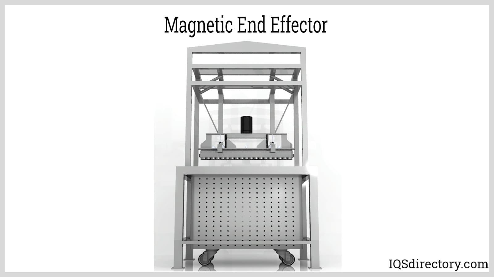 Magnetic End Effector