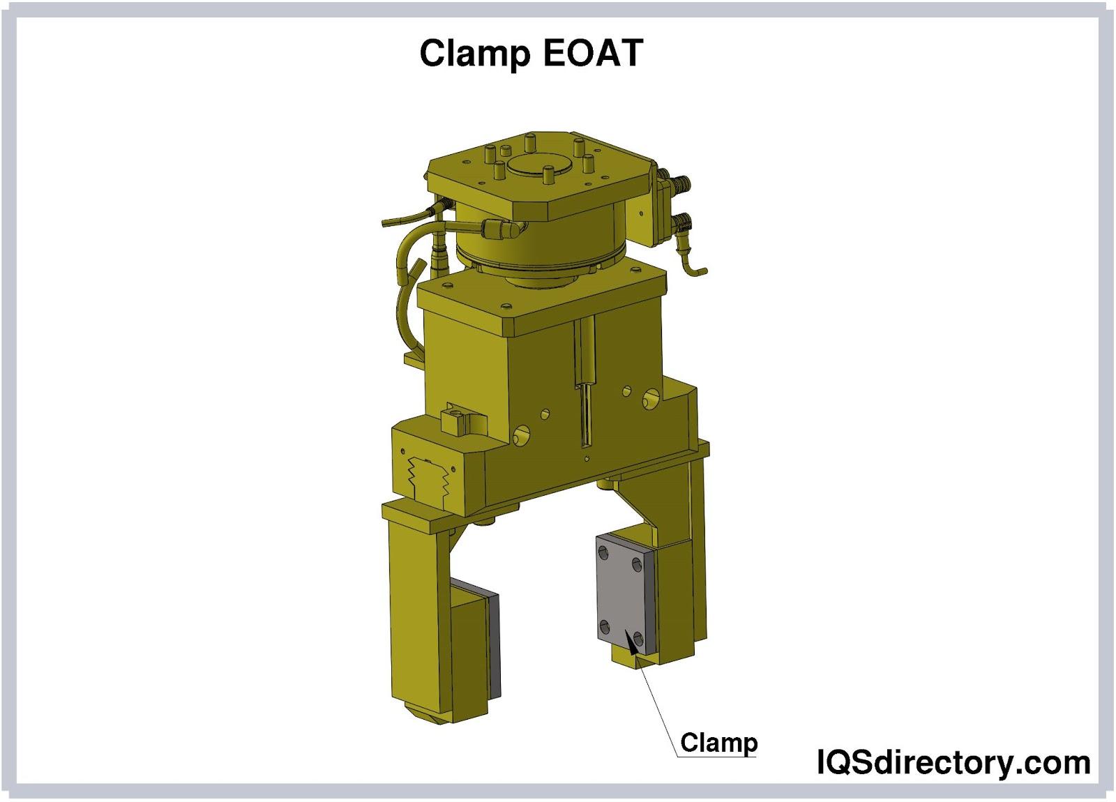 Clamp EOAT