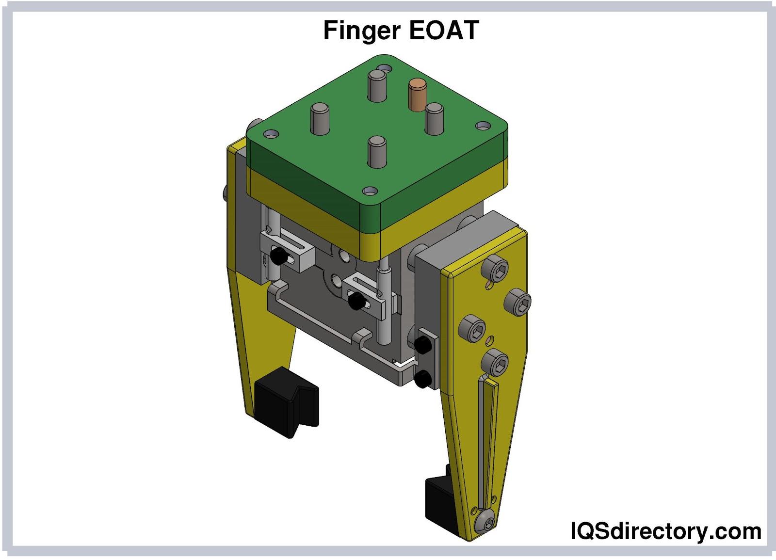 Finger EOAT