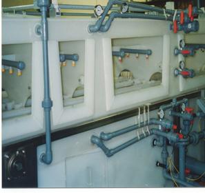 Acid Parts Washing Systems
