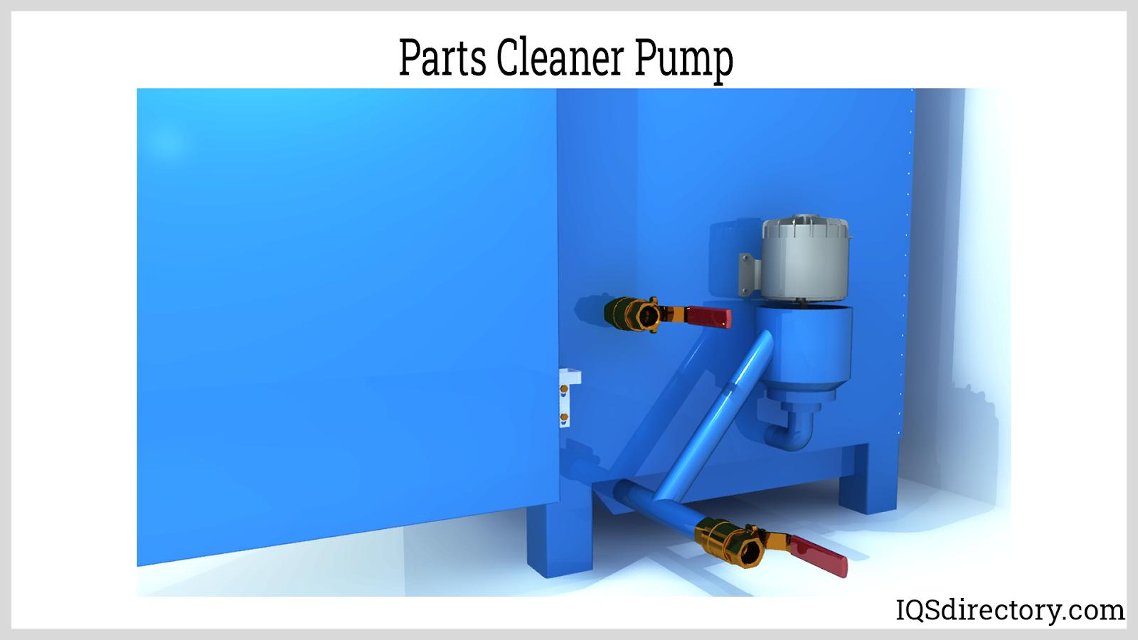 Parts Cleaner Pump