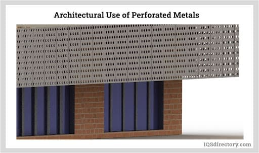 Architectural Use of Perforated Metals