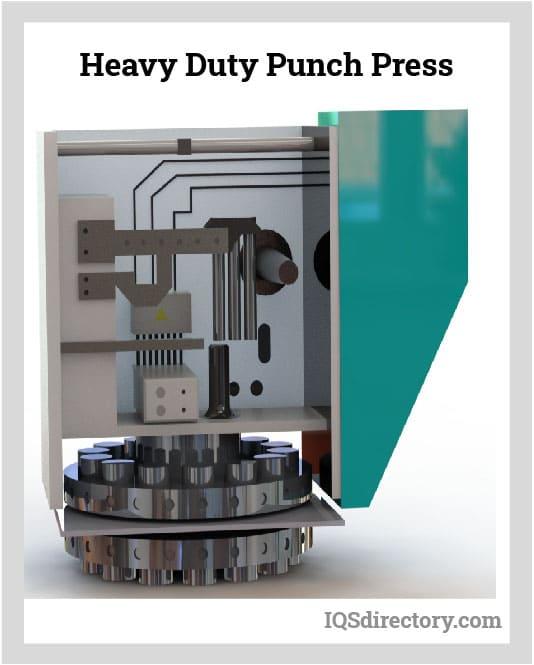 Heavy Duty Punch Press