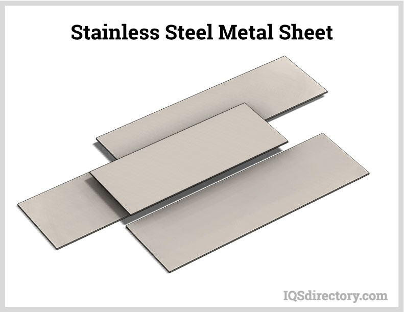 Stainless Steel Metal Sheet