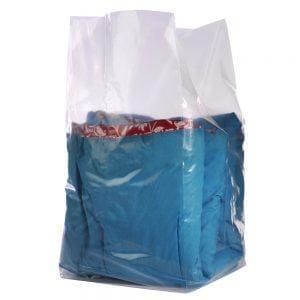 Gusseted Plastic Bag