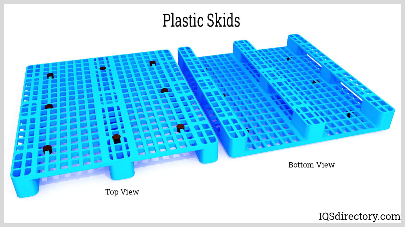 Plastic Skids