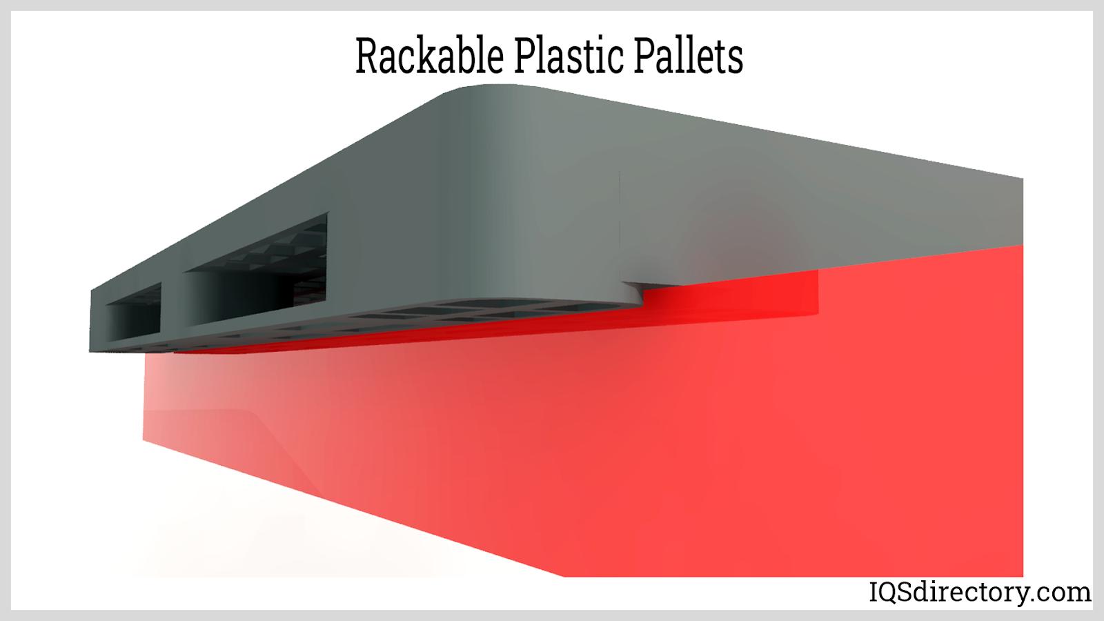 Rackable Plastic Pallets