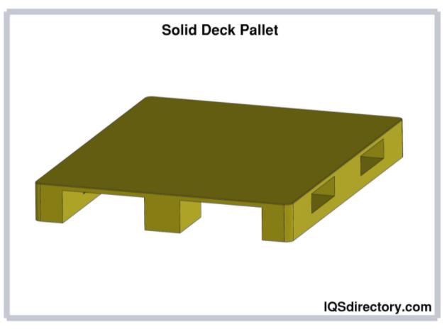 Solid Deck Pallet