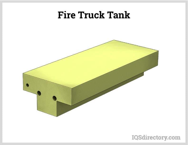 Fire Truck Tank