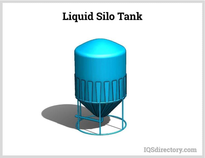 Liquid Silo Tank
