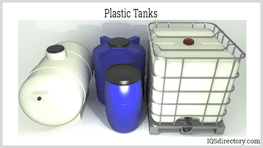 Plastic Tanks from Roto Dynamics