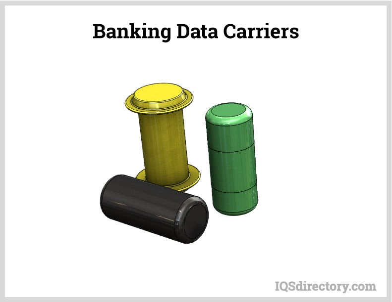 Banking Data Carriers