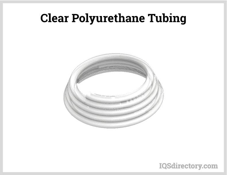 Clear Polyurethane Tubing