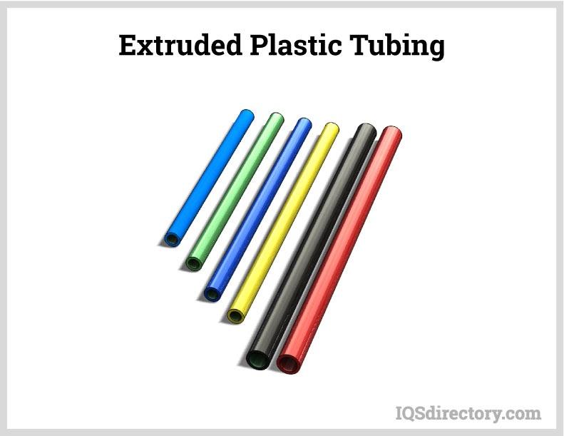 Extruded Plastic Tubing